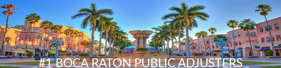 Boca Raton Public Adjusters