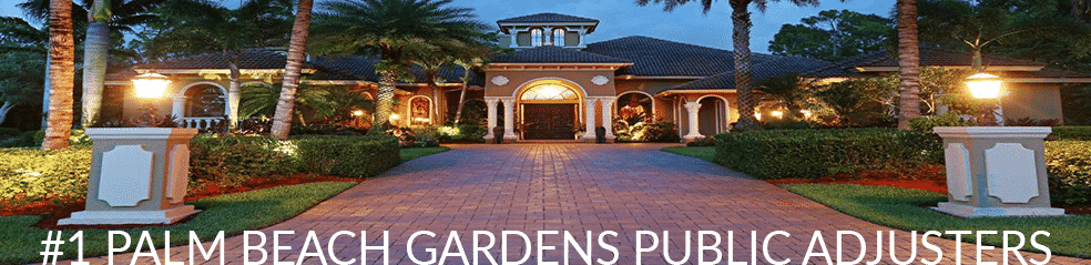 Palm Beach Gardens Public Adjusters